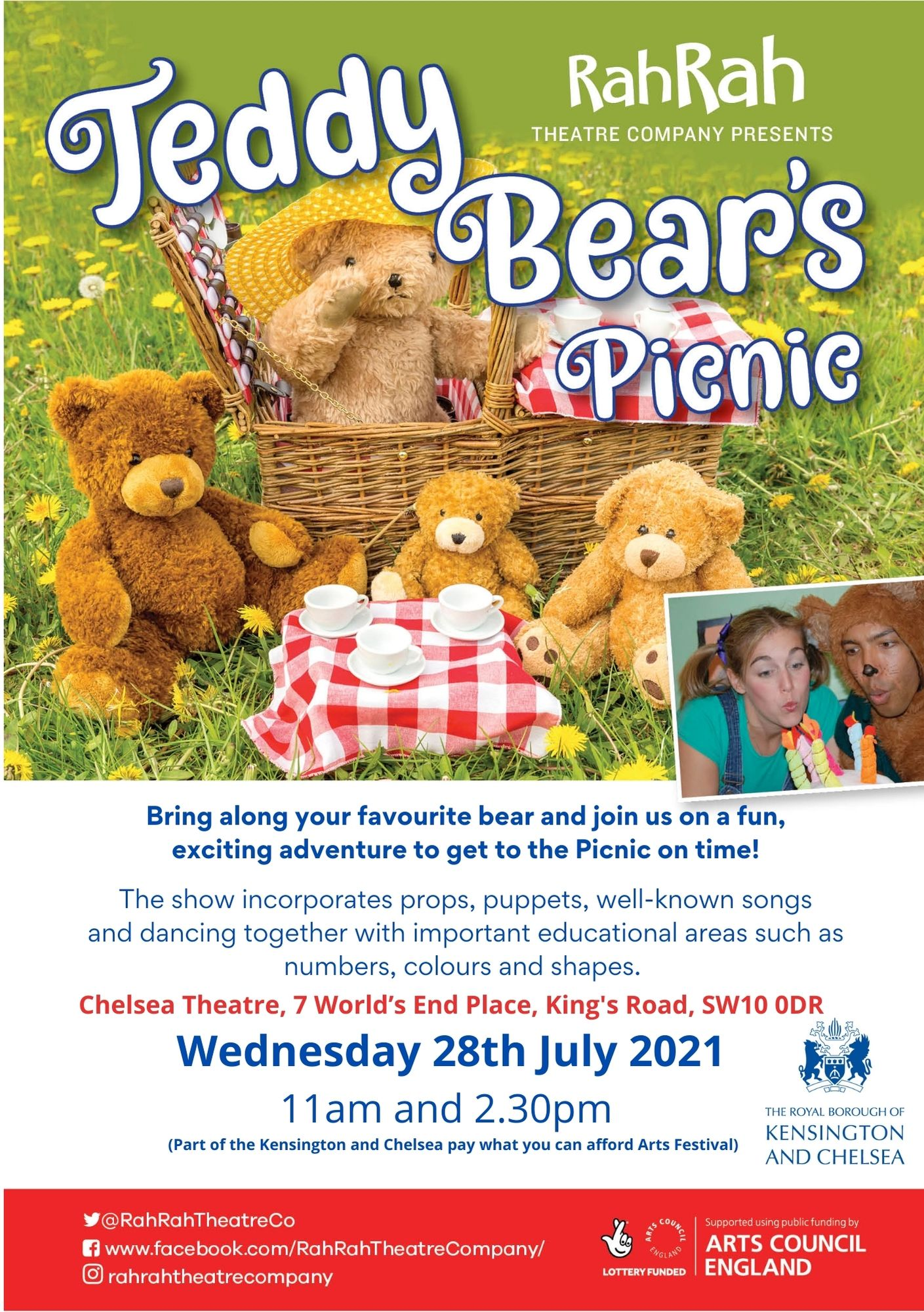Children's Events in London