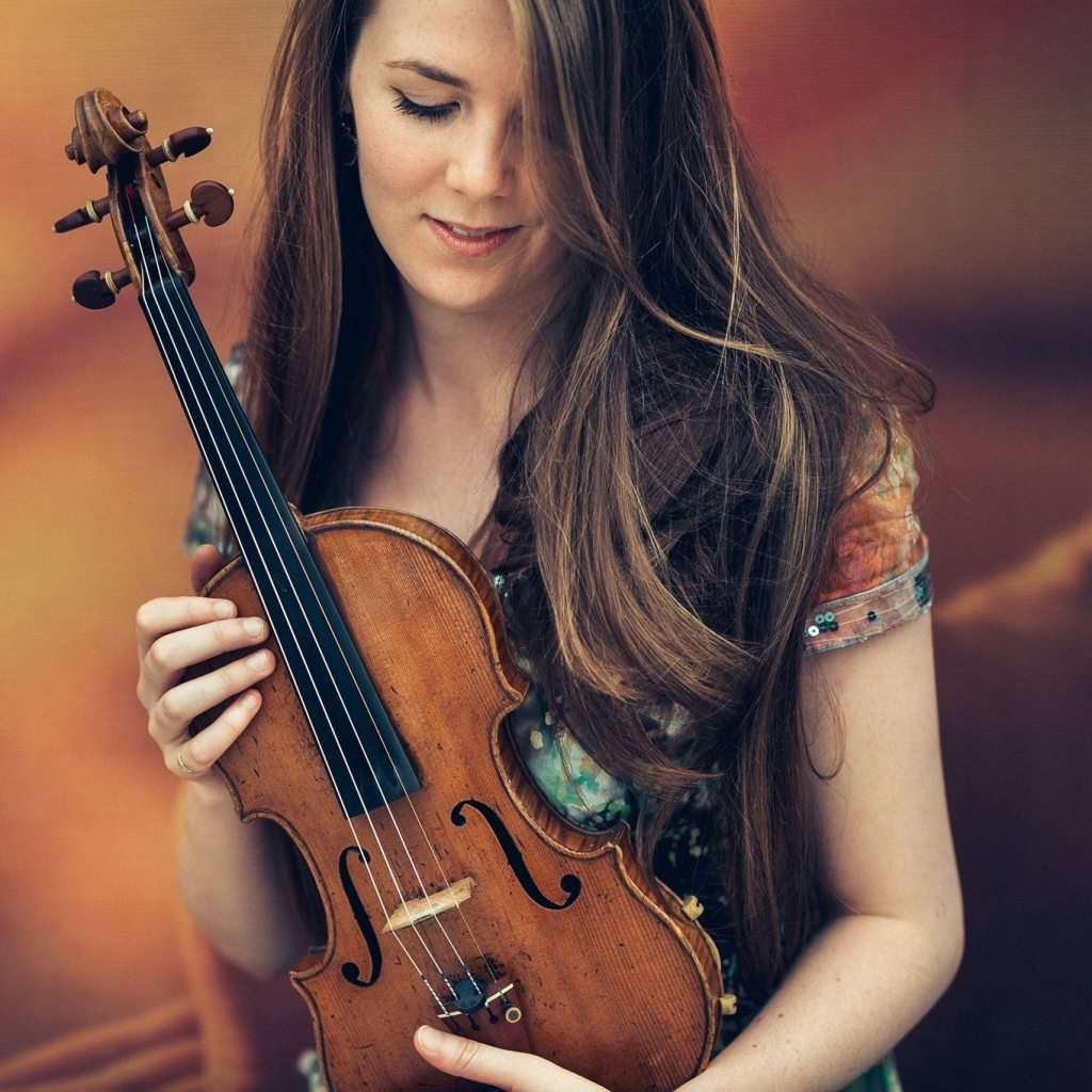 Classical Concert Violinist