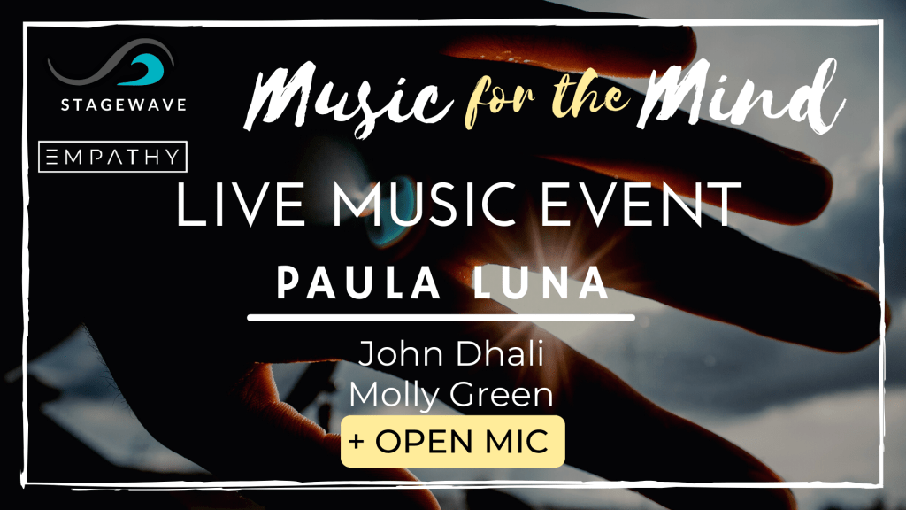 Live Music Event for Musicians