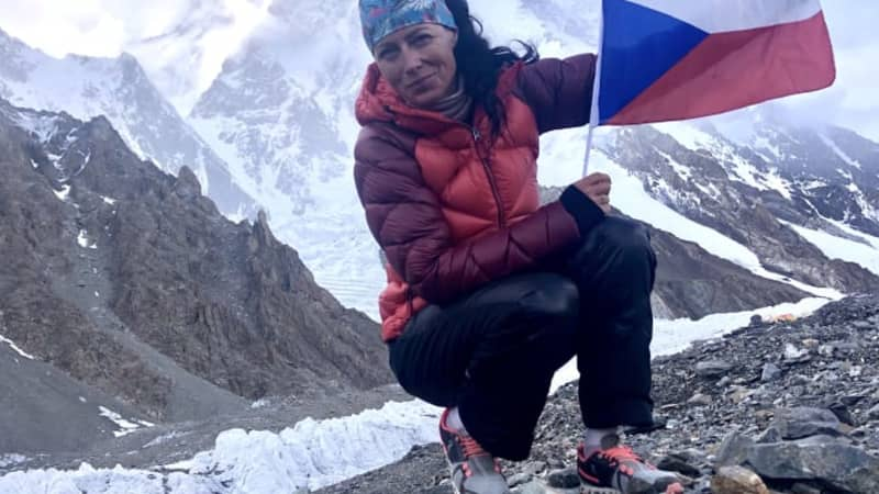 Mountain Climber Female QA