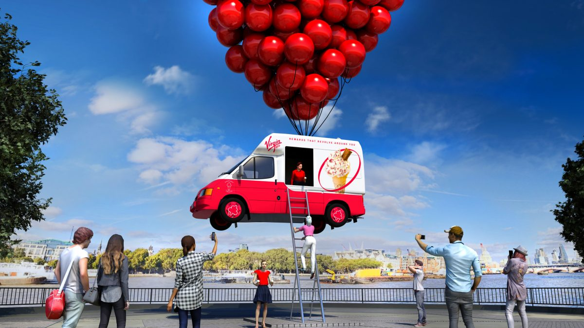 Floating Truck Family Events in London