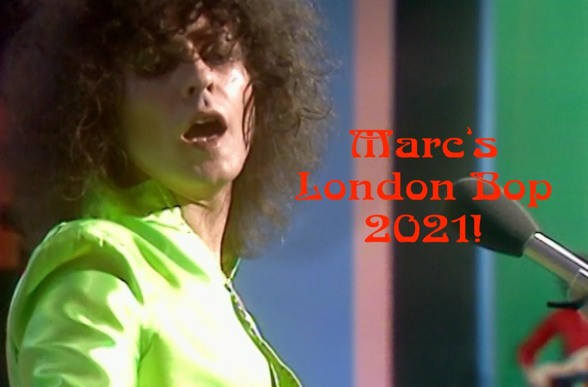 Marc Bolan Anniversary