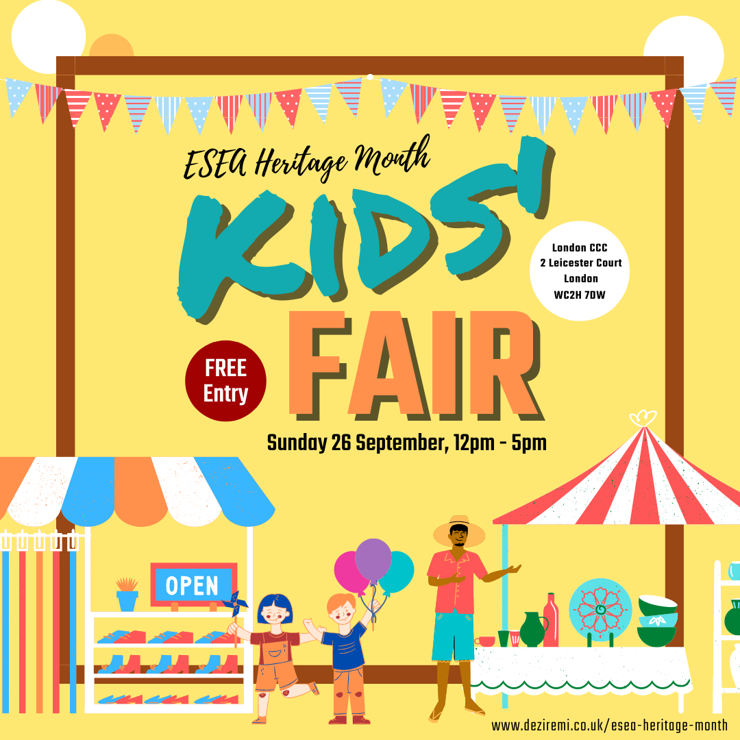 Kids Fair in London