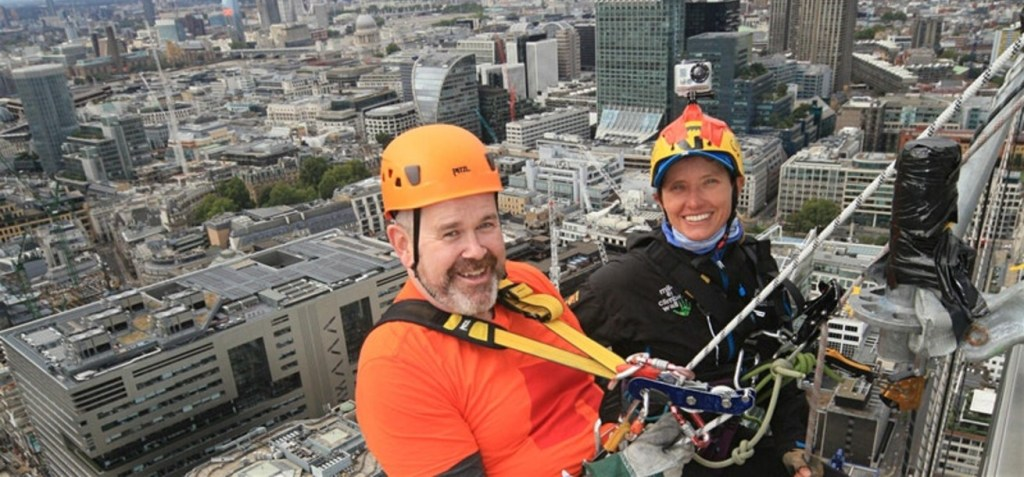 Abseiling Events in London