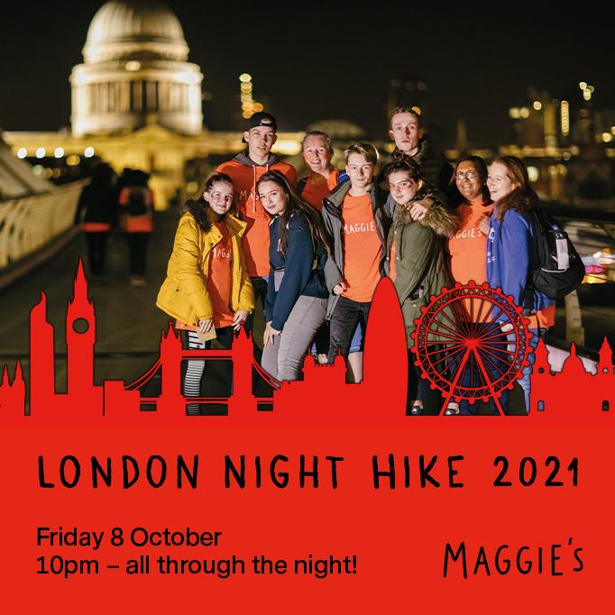 London Night Hike