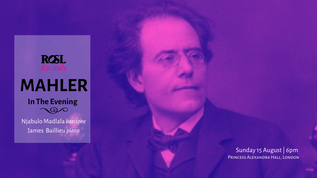 Mahler in the Evening