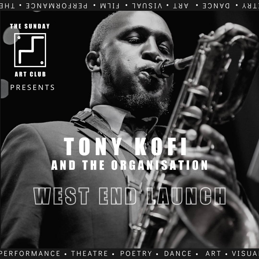 Live Theatre in London - Jazz Musicians