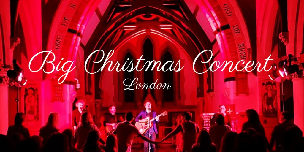 Christmas Concert in London with Alistair Griffin