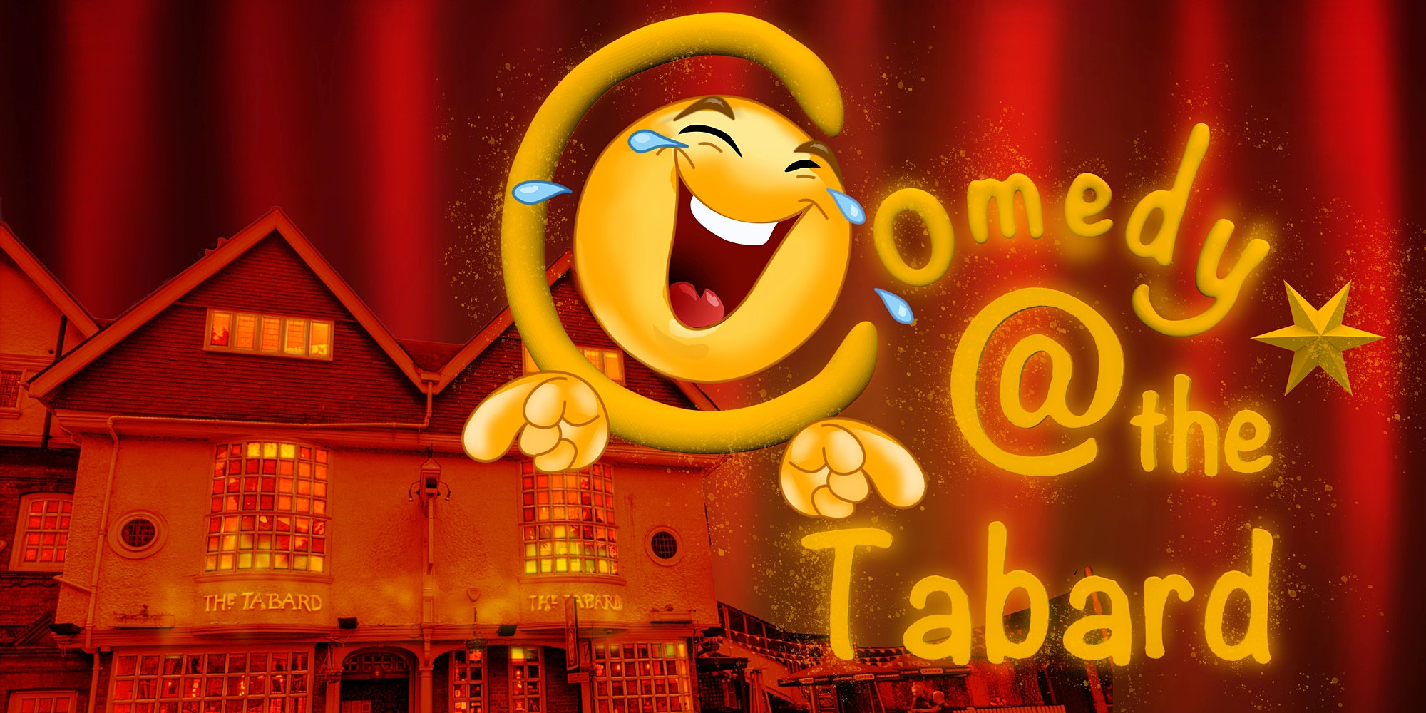 Comedy at the Tabart