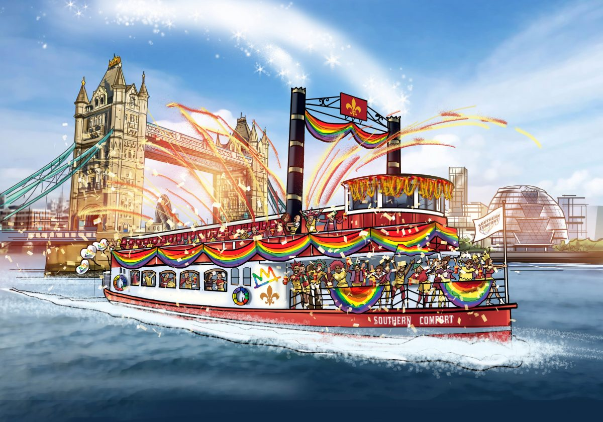 Boat Party on the River Thames London