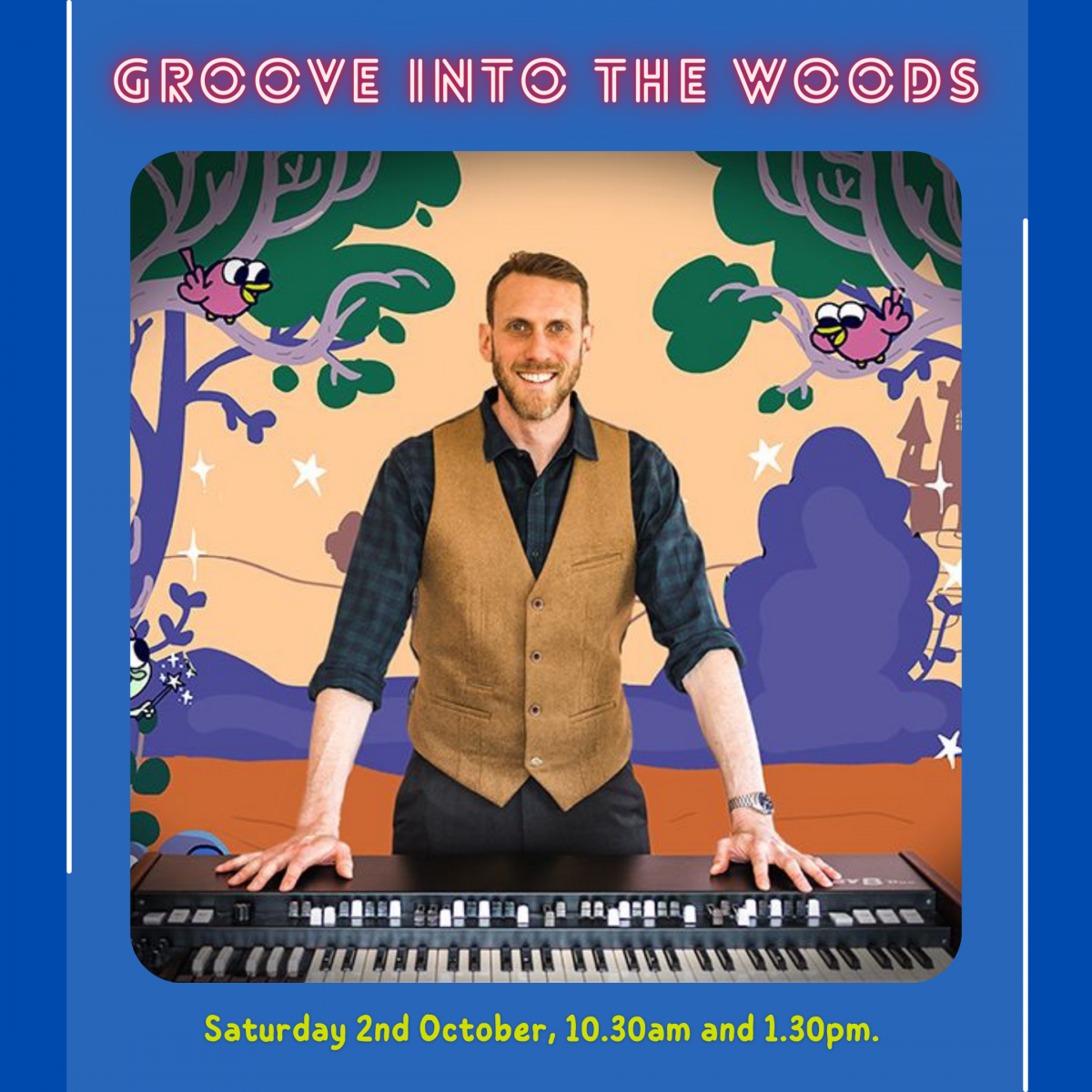 Musical Show for Family and Kids