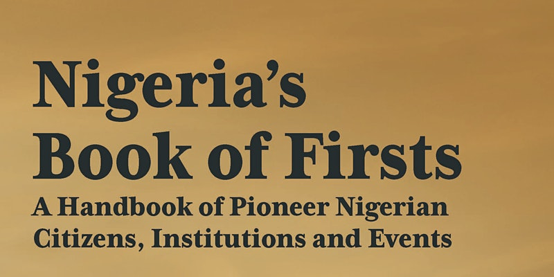 Nigerian Book Launch Event in London