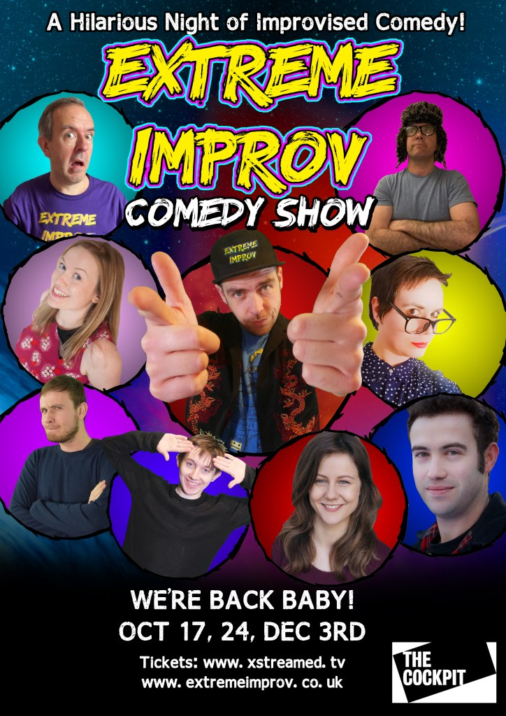 Live Comedy Show in London