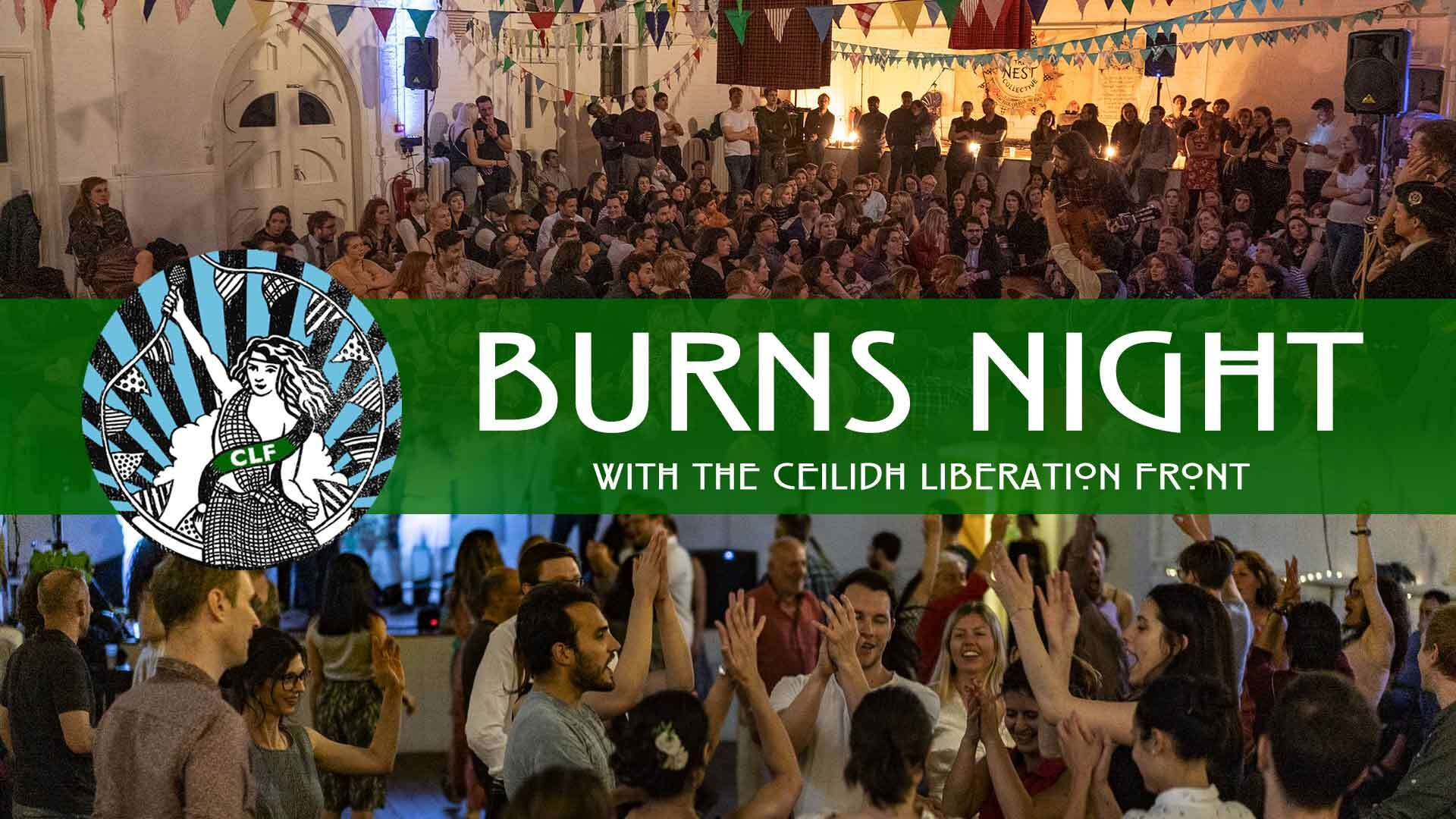 Burns Night Party in London