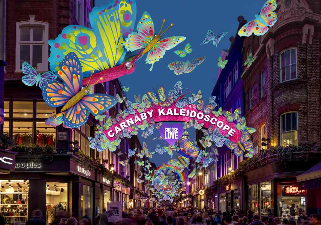 Christmas Events London 2021
