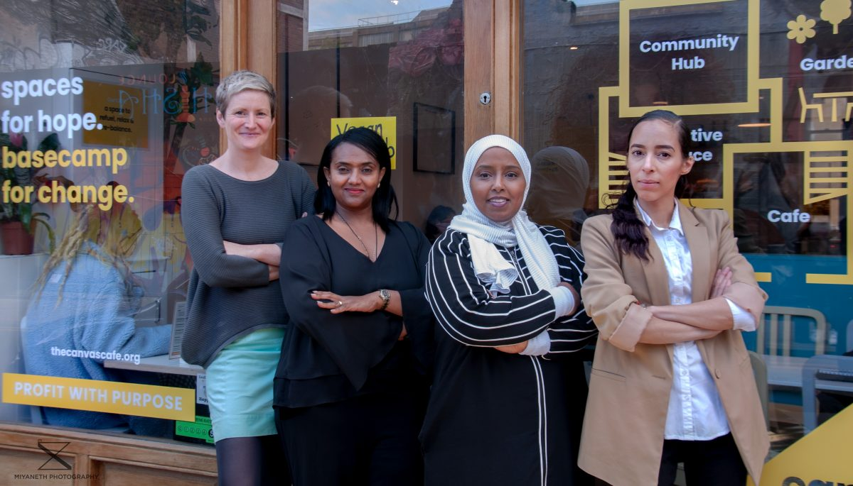 Caribbean, Middle Eastern, Ethiopian, Bangladeshi & Somalian Food in London