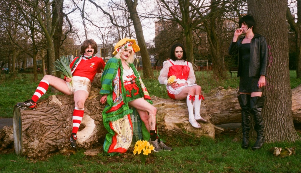 Live London Welsh Comedy, Drag, Magic and Sing Song